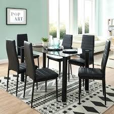 Table De Cuisine 6 Personnes Table Et Chaises Table Haute De Cuisine