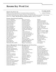 Keywords For Resume Top Marketing Pdf Experience Resumes List