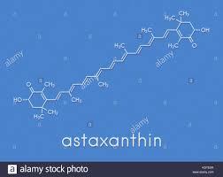 La Astaxantina Pigmento Carotenoide Mol Cula Responsable Del Color