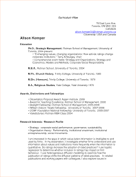 Academic Resume Template Health Symptoms And Cure Com