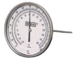 Image result for Wika thermometer