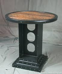 architectural bistro table