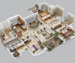 Small Picture 25 One Bedroom HouseApartment Plans
