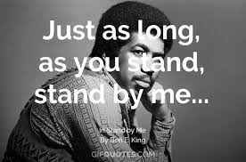 「ben e king stand by me」の画像検索結果
