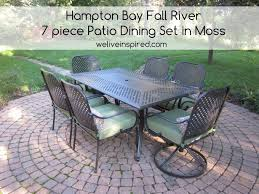 snazzy hampton bay outdoor furniture