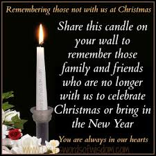 In Memory Of Our Loved Ones Quotes Delectable Christmas Quotes For Loved Ones Merry Christmas And Happy New Year