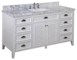 white single sink bathroom vanities. Chic And Creative Bathroom Vanity 60 Single Sink Abbey Bath Throughout Prepare 12 White Vanities H