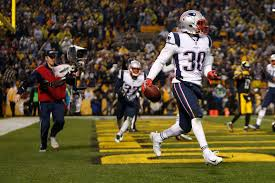 By the quarter: Patriots safety Duron Harmon's interception tally - Pats  Pulpit