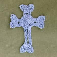 Crochet Cross Pattern Delectable Celtic Cross Crochet Pattern Rainbow Junkie