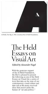 the held essays on visual art dorine barbara kathy the  among my first tasks as curator of contemporary art time based media at the stedelijk museum amsterdam was to make sense of the museum s history and