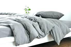 charcoal grey duvet cover dark grey bedspread