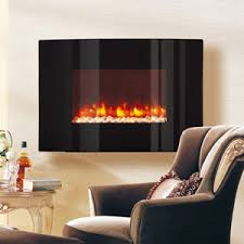 dynasty 36in curved wall mount electric fireplace ef67cp wall mounted fireplace electric a18 wall