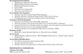 Java Developer Resume Sample Sample Programmer Resume Sample Lead