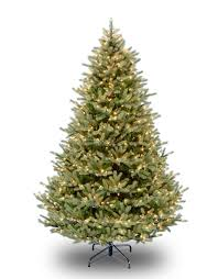 Affordable Christmas Trees for Small Space : Modern Christmas Tree Design  With Green Pine Leaf And