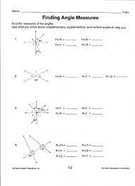 Angle-worksheets & Maths GCSE Worksheet: Using Angle Facts