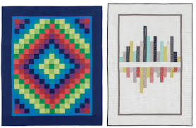 Amish quilting patterns, urban quilt style (+ giveaway!) - Stitch ... & Quilts from Urban and Amish Adamdwight.com