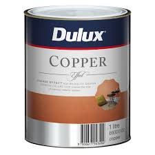 How To - Dulux Design Copper & Copper Patina Effect