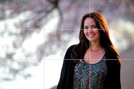 Image Tips Placing The Subjects Face On The Top And Right Third Lines Provides Viewers With More Context About The Image Drawing Them In Having The Subject On The Dpreview The Rule Of Thirds Simple Way To Improve Your Images Digital