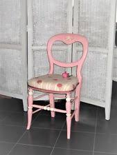 Small Vintage Pink Bedroom Chair Laura Ashley Rose Fabric Suit Girls Bedroom