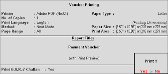 Creating A Voucher Interesting Creating A Payment Voucher GAR 48 Payment