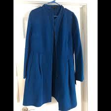 Blue Coat Strenesse Blue Jacket Nwt
