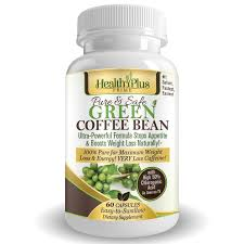 Pure Safe Green Coffee Bean Extract Health Plus Prime