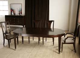 cosmopolitan round dining table with two leaves zoom