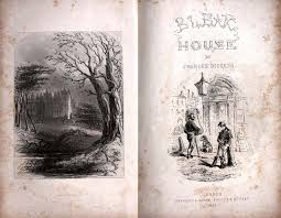 book review bleak house by charles dickens an illustrative cover