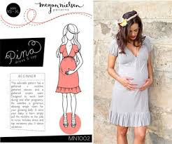 Maternity Patterns Enchanting Maternity Patterns For Curvy Me