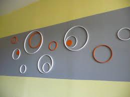 diy wall circles