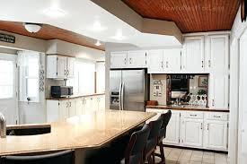antique white chalk paintOld White Chalk Paint Kitchen Cabinets Refinish Washed Oak
