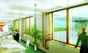Green office Sustainable An Architects View Of The Offices Spie Green Office Meudon Spie