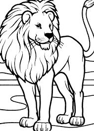Disegni Stilizzati Di Animali Az Colorare