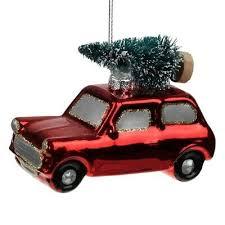 Wohnwagen Weihnachtsbaumschmuck Christbaumkugel Anhänger