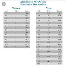Alexander Mcqueen Sneakers Size Chart Alexander Mcqueen Tan Leather Zip Up Boots