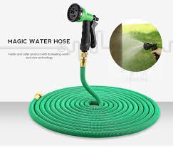 25 50 75 100ft garden hose expandable magic flexible water hose eu hose
