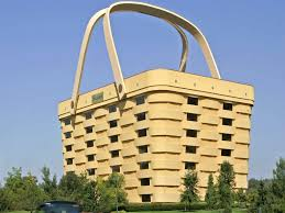 Longaberger Basket Building for Sale Luxury A Picnic Basket Shaped Building  is On the Market for