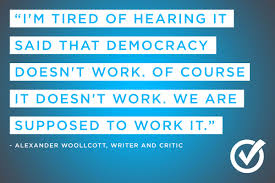 Inspiring Quotes About Democracy Readers Digest