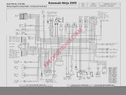 эРектросхема на kawasaki zx 10 СкРад схем zx6e wiring diagram