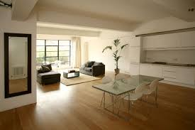 Exceptional Kings Cross Apartment Rental   Living Room With TV U0026 Dining Area