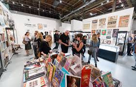 over 39 000 artists book ers collectors dealers curators independent publishers and enthusiasts attended printed matter s ny art book fair