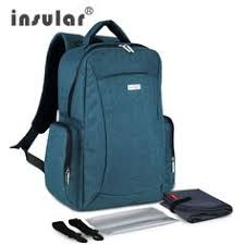 <b>Insular</b> Brand <b>Mother Bag</b> Baby <b>Nappy</b> Bag Large Capacity ...