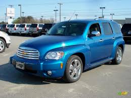 All Chevy blue chevy hhr : 2009 Aqua Blue Metallic Chevrolet HHR LT #21212209 | GTCarLot.com ...