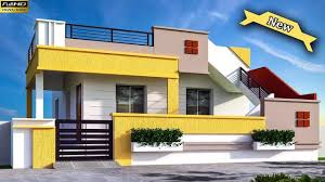 Ground And First Floor House Elevation Designs Appealing Tag Single Floor House Front Elevation Designs