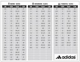 Adidas Superstar Size Chart Adidas Size Chart Toddler
