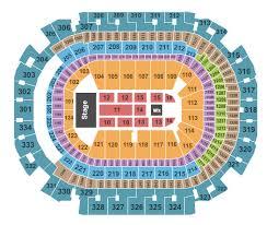 Pepsi Center Seating Chart Elton John The Eagles Tickets