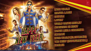 Happy New Year - Full Audio Songs JUKEBOX - Shah Rukh Khan ...