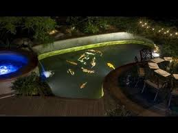 Pond lighting ideas Outdoor Lighting Should Install Under Water Lights In My Koi Pond Youtube Should Install Under Water Lights In My Koi Pond Youtube