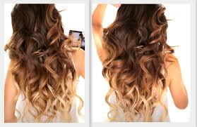 Hairstyle Curls  big fat voluminous curls hairstyle how to soft curl ombre 6063 by stevesalt.us