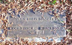 Carol Jean Ellis Summers (1924-2017) - Find A Grave Memorial